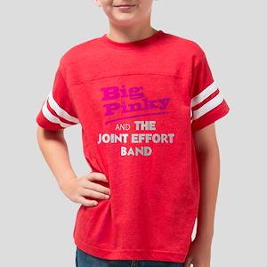 BPLogo-ProcessMagenta-TShirt[ Youth Football Shirt